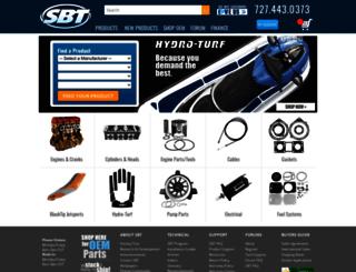sbt.com screenshot
