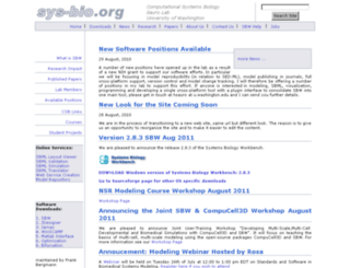 sbw.kgi.edu screenshot