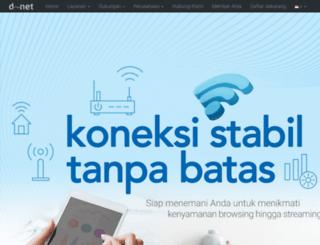 sby.dnet.net.id screenshot