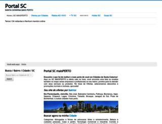 sc.maisperto.com.br screenshot
