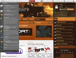 sc2.replays.hu screenshot