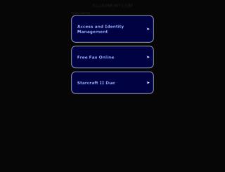 sc2armory.com screenshot