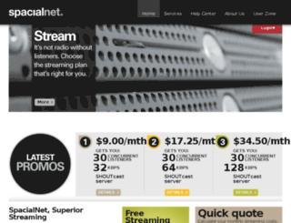 sc7.spacialnet.com screenshot