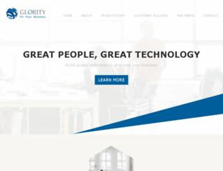 sca-test.glority.com screenshot