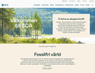 sca.com screenshot