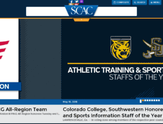 scacsports.com screenshot