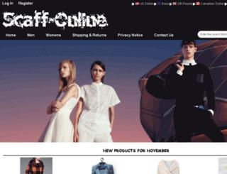 scaff-online.co.uk screenshot