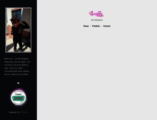 scaffy.co.za screenshot