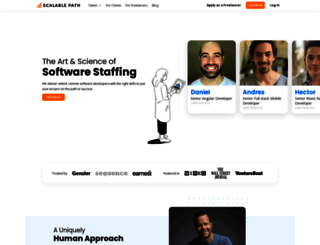 scalablepath.com screenshot