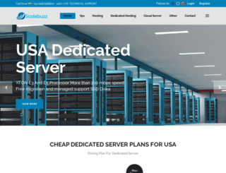 scalebuzz.com screenshot