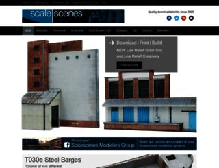 scalescenes.com screenshot