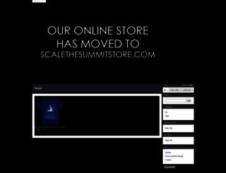 scalethesummit.bigcartel.com screenshot