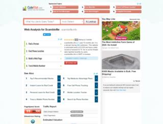 scambiofile.info.cutestat.com screenshot