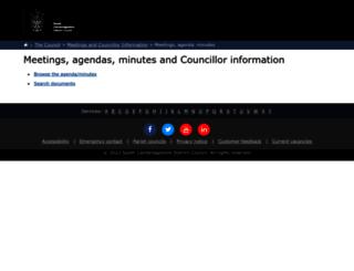 scambs.moderngov.co.uk screenshot