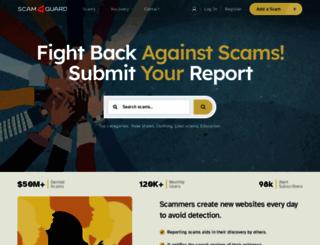 scamguard.com screenshot