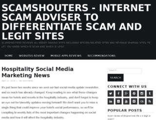 scamshouters.com screenshot