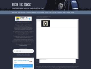 scancast.webs.com screenshot