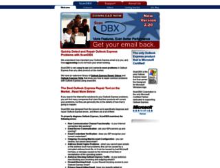 scandbx.com screenshot