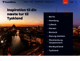scandlinestrips.dk screenshot