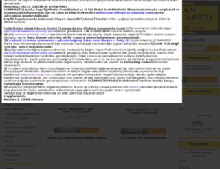 scanmaster.com.tr screenshot