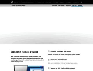 scanner-for-remote-desktop.com screenshot