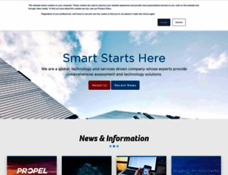 scantron.com screenshot
