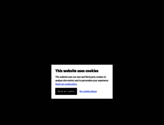 scaramanga.uk.com screenshot