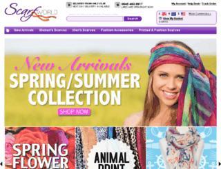 scarfworld.com screenshot
