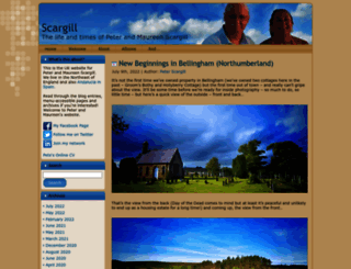 scargill.net screenshot