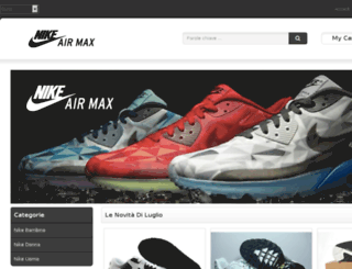 scarpe-sportive-puzzovio.it screenshot