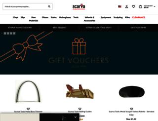 scarva.com screenshot