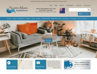 scattermats.com.au screenshot