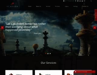 scavion.com screenshot