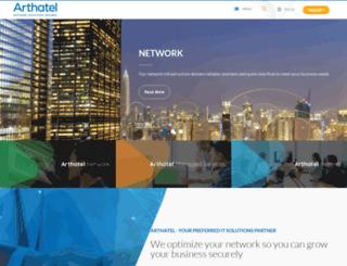 scbd.net.id screenshot