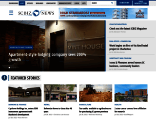 scbiznews.com screenshot
