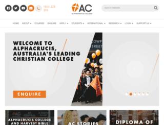 scc.edu.au screenshot