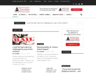 sccorridor.com screenshot