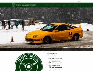 sccv.org screenshot