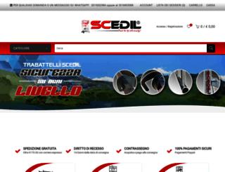 scediltrabattelli.com screenshot
