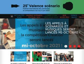 scenarioaulongcourt.com screenshot