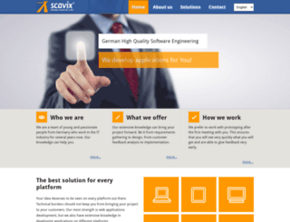 scendix.com screenshot