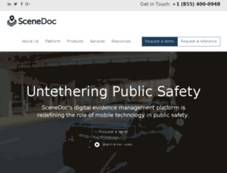 scenedoc.com screenshot