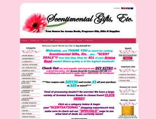 scentdeals.com screenshot