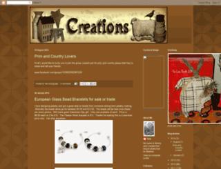 scentfullycountrygalcreations.blogspot.com screenshot