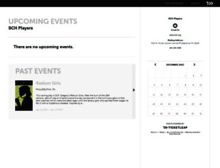 sch.ticketleap.com screenshot