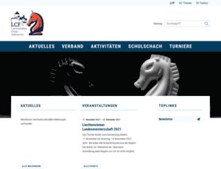 schach.li screenshot