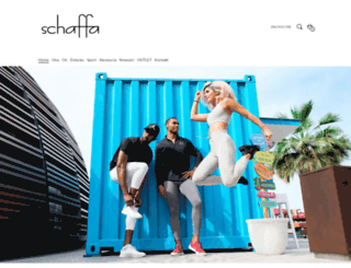 schaffashoes.pl screenshot