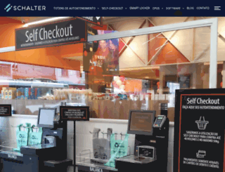 schalter.com.br screenshot
