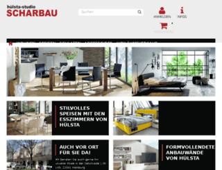 scharbau-moebelshop.de screenshot