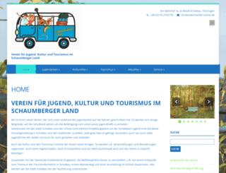 schaumberger-land.de screenshot
